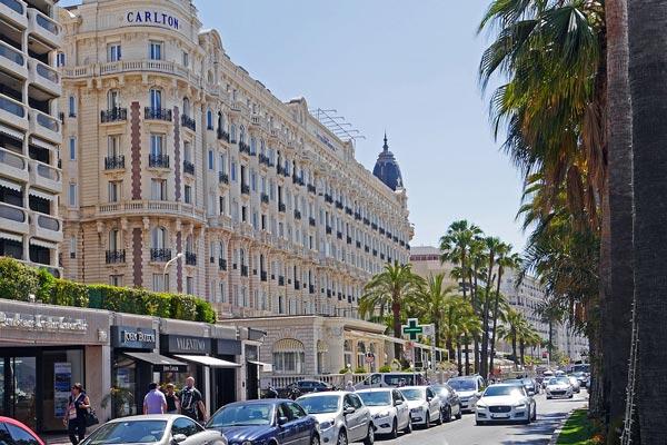 Programa adultos en Cannes