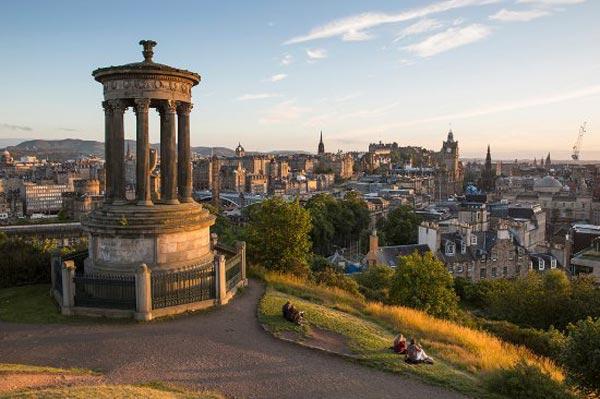 Fotografía de Edimburgo