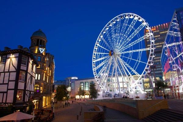Fotografía de Manchester