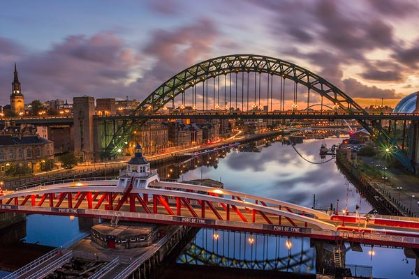 Fotografía de Newcastle