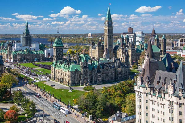 Cursos para profesores en Canadá