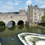Cursos de inglés para mayores de 50 años en Bath (Reino Unido)