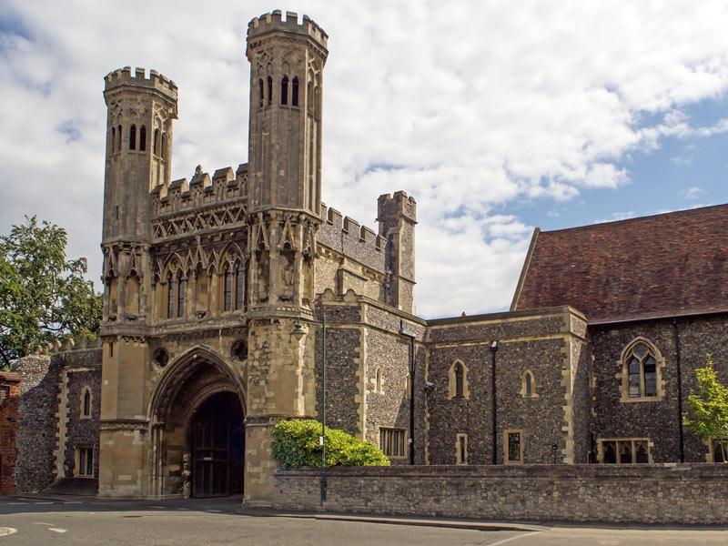 Fotografía de Canterbury