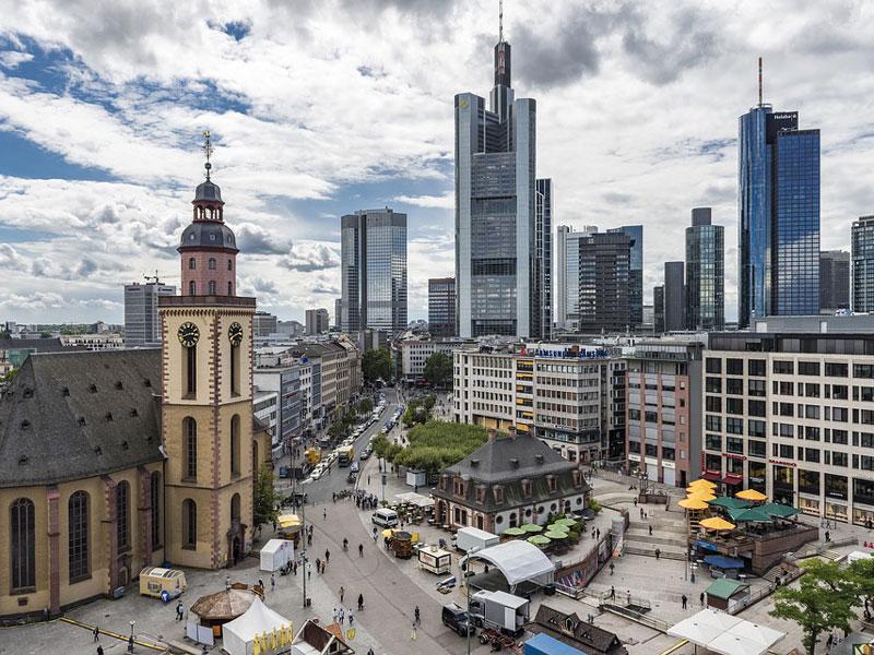 Programa adultos en Frankfurt