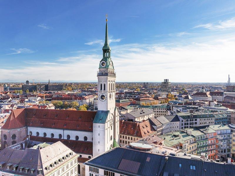 Programa adultos en Munich