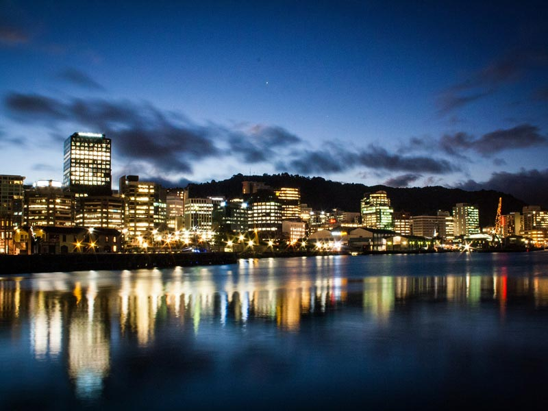 Fotografía de Nueva Zelanda