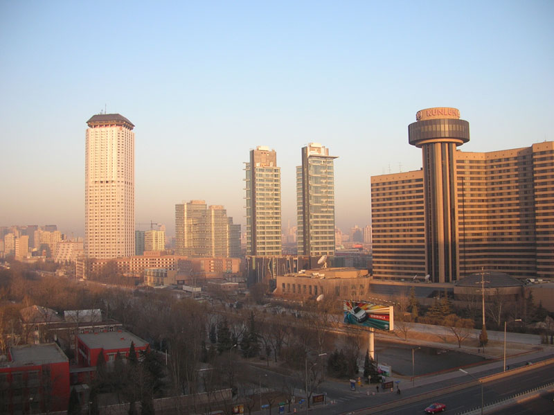 Programa adultos en Pekín