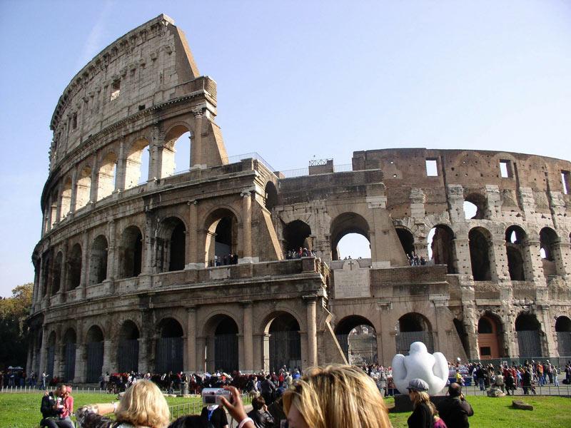 Programa adultos en Roma