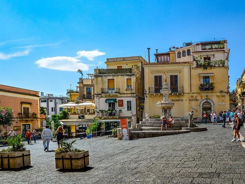 Programa adultos en Sicilia