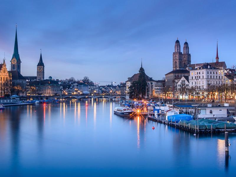 Programas para adultos en Zurich